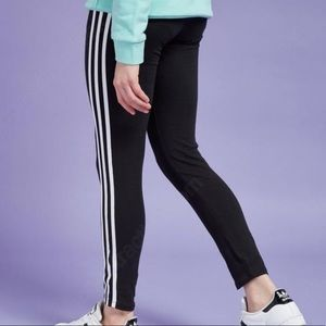 ADIDAS || Youth Full Length Training Leggings
